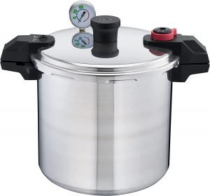 T Fal Pressure Cooker Pressure Canner With Pressure Control