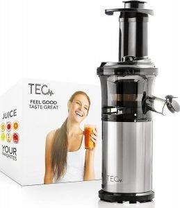 Tec Slow Masticating Juicer Machines Vegetable And Fruit