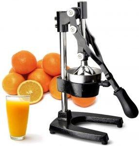 True Craftware Commercial Citrus Juicer Hand Press