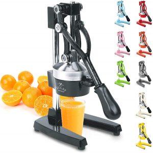 Zulay Professional Citrus Juicer – Manual