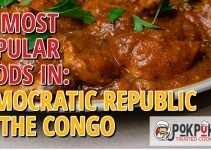 10 Most Popular Foods in the Democratic Republic of the Congo