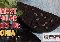 10 Most Popular Foods in Estonia