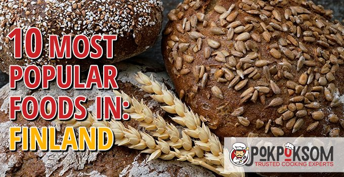 10 Most Popular Foods In Finland