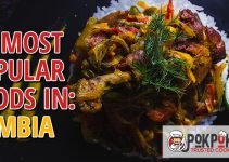 10 Most Popular Foods in Gambia