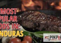 10 Most Popular Foods in Honduras
