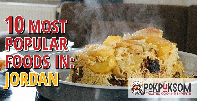 10 Most Popular Foods In Jordan