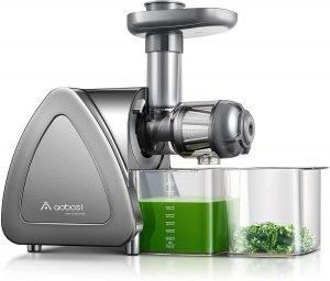 Aobosi Slow Masticating Juicer Machine