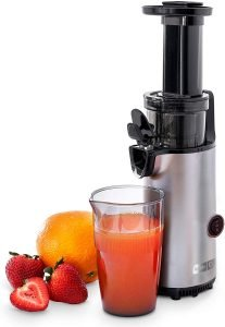 Dash Deluxe Compact Power Slow Masticating Juicer