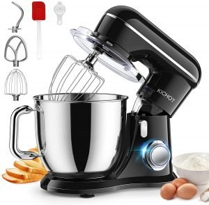 Kichot 10+p Speed 4.8 Qt. Household Stand Mixers