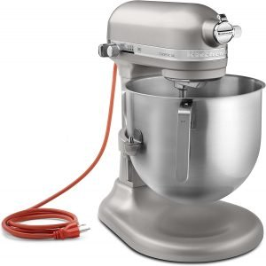 Kitchenaid Ksm8990np 8 Quart Commercial Countertop Mixer